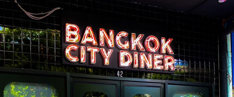 Bangkok City Diner: the vegan comfort food we've been waiting for