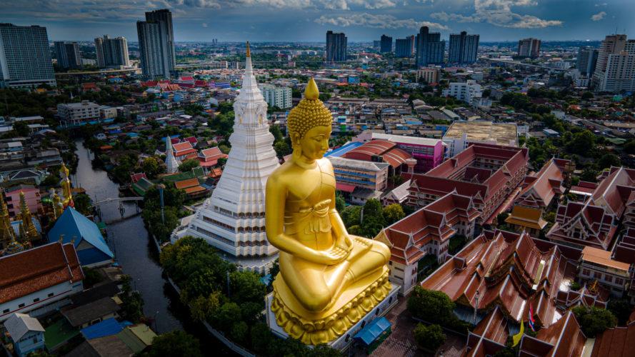 Wat Paknam Bhasicharoen (วัดปากน้ำภาษีเจริญ)